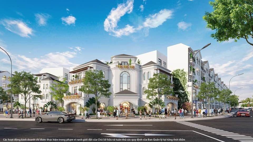 mẫu thiết kế nhà phố vinhomes grand park quận 9