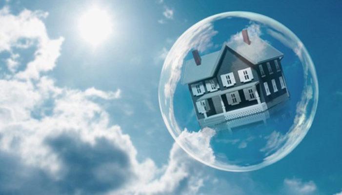 bong bóng bất động sản 2018