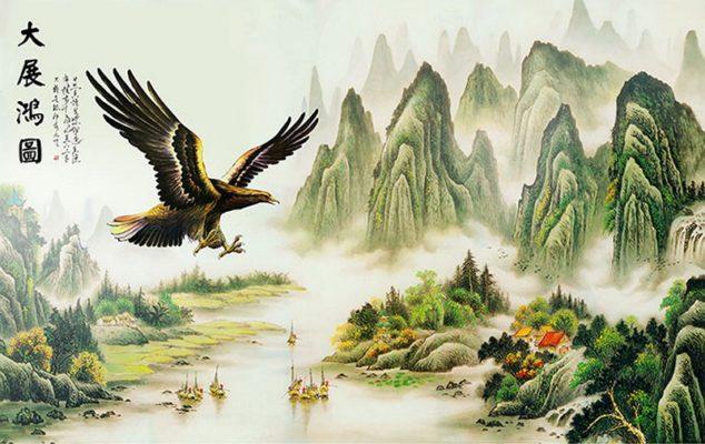 tranh-phong-thuy-cho-nguoi-menh-kim