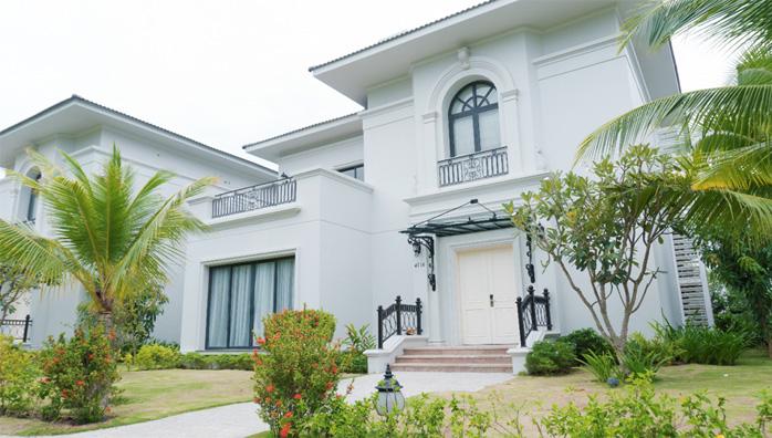 Thiết kế Vinpearl Golf Land Resort & Villas