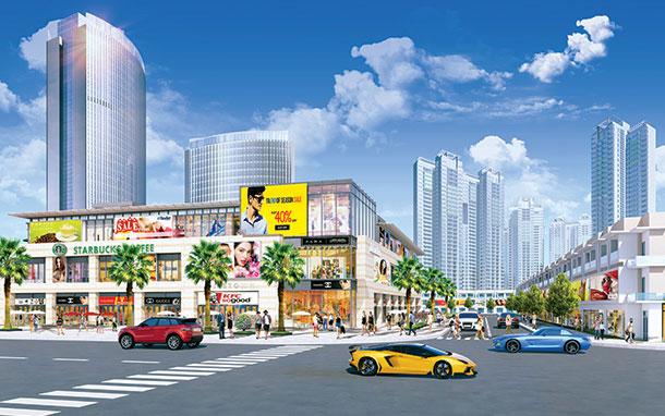 Tiện ích dự án New Times city