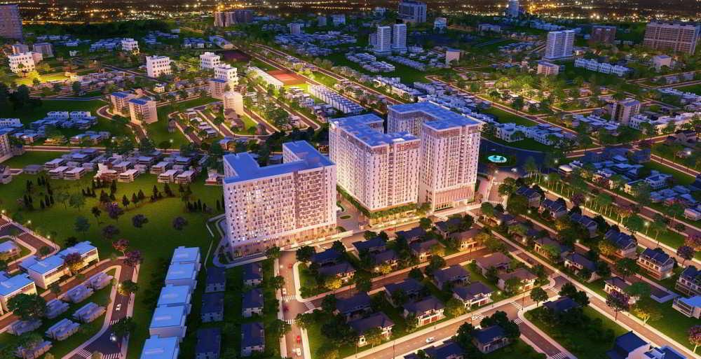dự án chung cư sky 9