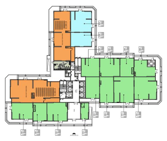 layout shophouse vinhomes grand park toà t