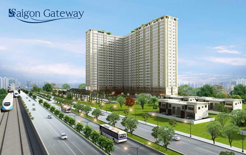 dự án saigon gateway