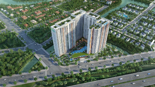 dự án chung cư hado riveside quận 12