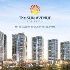dự án the sun evanu