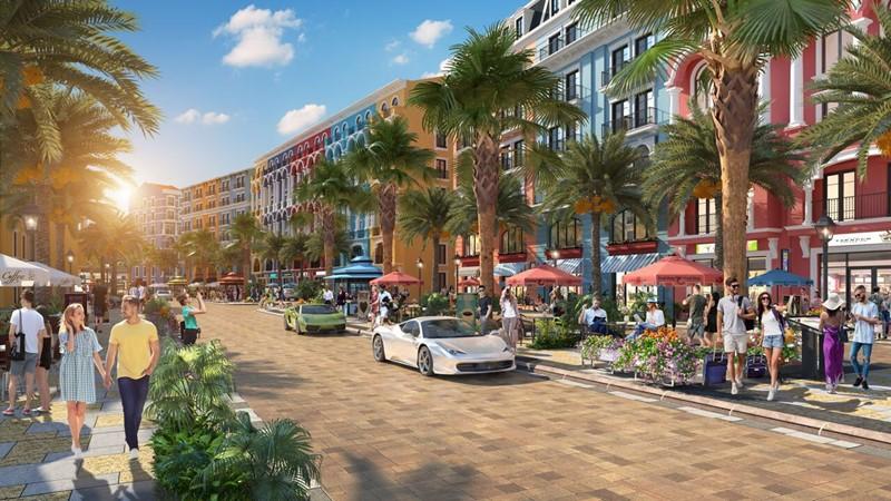 Shophouse Marina Square Phú Quốc