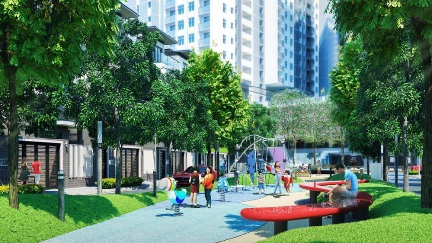 tiện ích dự án saigon sports city