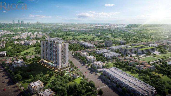dự án ricca quận 9