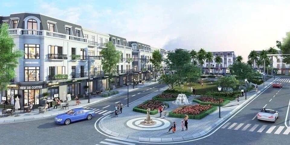 mẫu nhà phố vinhomes grand park quận 9