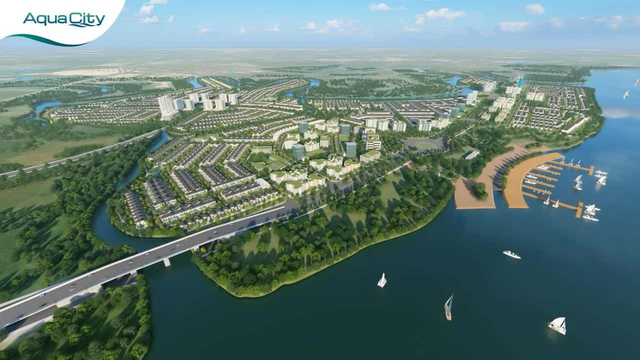 dự án aqua city đồng nai